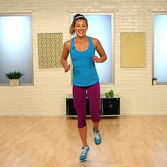 10-Minute Full-Body Crossfit Workout  *need to check this out later!!