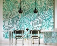 Browse images of Turquoise Modern Dining room designs: Light Sky. Find the best photos for ideas & inspiration to create your perfect home.