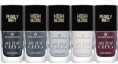 Essence All That Greys Winter 2015 Collection