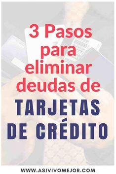 Eliminar deudas de tarjetas de crédito, tres pasos para lograr salir de deudas. #tarjetasdecredito #podcasts #latinpodcasts #yezminthomas #coach #coaching #dinero #finanzaspersonales