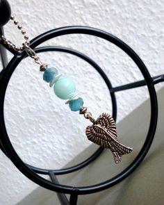 Schmuckanhänger - Anhänger ♥ Wechselanhänger ♥ Engelsflügel - ein Designerstück von Your-Sweet-Dreams bei DaWanda