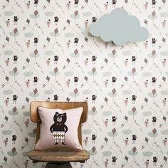 Kite 519 wallpaper - Seinäruusu - Verkkokauppa 69,50eur