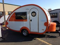"""Photos - T@B Camper Trailers.  I REALLY want an """"S"""" model (the one with the bathroom/shower in it).  Perfect for me!"""
