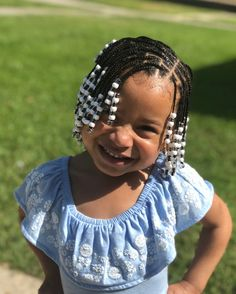 Another fabulous box braid hairstyle is introduced in the image below. This is not just [& The post Another fabulous box braid hairstyle is introduced in the image below. This is n& appeared first on Trending Hair styles. Toddler Braided Hairstyles, Lil Girl Hairstyles, Black Kids Hairstyles, Girls Natural Hairstyles, Kids Braided Hairstyles, Box Braids Hairstyles, Straight Hairstyles, Natural Hair Styles, Long Hair Styles