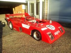 RaceCarAds - Race Cars For Sale » ABARTH OSELLA PA1