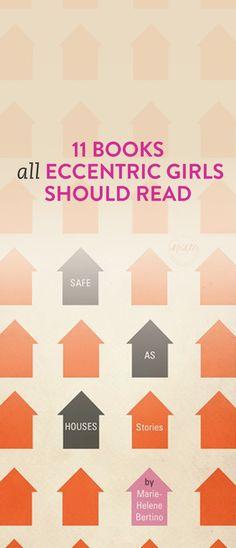 #books for eccentric girls