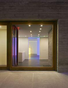David Zwirner Gallery / Selldorf Architects