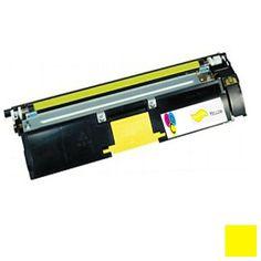 Printer cartridge voor Minolta 2500W 1710587-001.