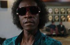 Don Cheadle as Sammy Davis | Don Cheadle's Miles Davis Movie 'Miles Ahead' Looks Great ...