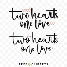 Free Two hearts one love clip art Two Hearts One Love, Love Is Free, Love Quotes, First Love, Clip Art, Sayings, Qoutes Of Love, Quotes Love, First Crush