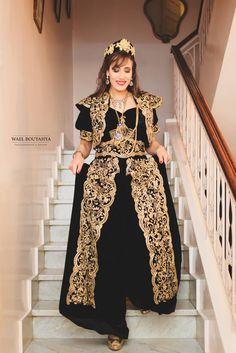 Tunisian Wedding Pant-Dress