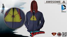 """Awesome Touch Superheroes """"Superman"""""""