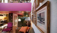 Christophe Tollemer Interior Design : Accueil > Réalisations > Résidences > Maison - Bormes les Mimosas