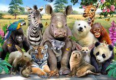 Wildlife - Class Photo by Howard Robinson