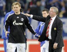 https://flic.kr/p/9CfCiR | Sem título | Sir Alex Ferguson reconoció la impresionante actuación de Neuer. (AP)