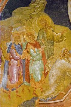 Orthodox Icons, Vignettes, Fresco, Faith, Painting, Fresh, Painting Art, Paintings, Loyalty