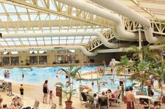 5 Best Family Resorts in the Wisconsin Dells  - Wilderness Hotel and Golf Resort