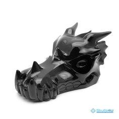 Black obsidian dragon skull with FREE SHIPPING. Available on Etsy!   https://www.etsy.com/listing/292327405/black-obsidian-dragon-skull-free?ref=shop_home_active_50    #skulls4u #skull #sculpture #crystalskull #crystalmagic #crystalshop #skullart #gemstone #gems #carving #crystalhealing