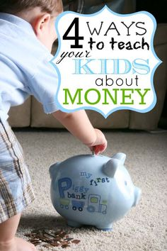 practical money skills teach your kids about money