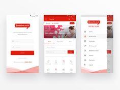 Mobile voucher app