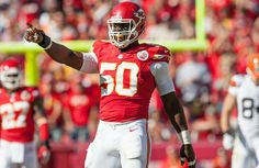 REPORT: CHIEFS LB JUSTIN HOUSTON OUT 2-3 WEEKS WITH ELBOW INJURY - Earlier this week the Kansas City Chiefs reported that linebacker Justin ...