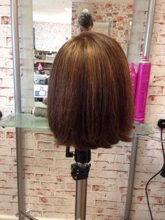 One length cut Bob by me.