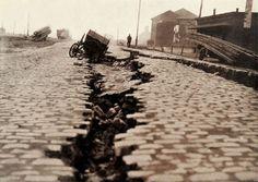 Earthquake San Francisco 1906
