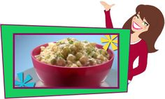 I Can't Believe It's Not  Potato Salad!  PER SERVING (2/3 cup): 97 calories, 1.25g fat, 729mg sodium, 17g carbs, 3g fiber, 8g sugars, 4.5g protein