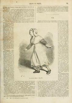 1851 - Oeuvres illustrées de Balzac : 200 dessins par MM. Tony Johannot, Staal, Bertall, E. Lampsonius, H. Monnier, Daumier, Meissonnier, etc by Honoré de Balzac,1799-1850;