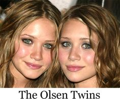 The Olsen Twins are Soft Autumn according to Truth is Beauty. Carol Tuttle says Mary Kate is a type 4 (left) and Ashley is a type 2 (right).
