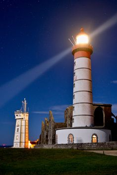 Phare de la Pointe St.Mathieu, Western Brittany,France