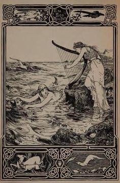 John D. Batten. Celtic Fairy Tales (1892)