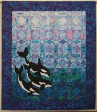 orca - a good idea for another quilt I plan to make