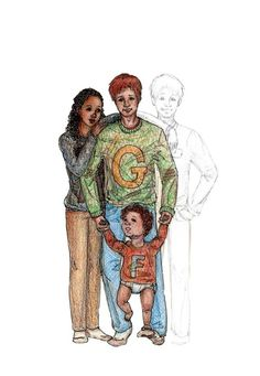 28 things that happened after the Harry Potter books ended- George Weasley married his Quidditch teammate Angelina Johnson . They had two children, Fred and Roxanne. Harry Potter Fan Art, Mundo Harry Potter, Harry Potter Facts, Harry Potter Books, Harry Potter Universal, Harry Potter Fandom, Harry Potter Characters, Harry Potter World, Harry Potter Quidditch