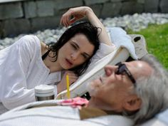 Youth: Michael Caine gives aloof performance in wildly indulgent film