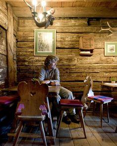 Reinhold Messner by Florian Jaenicke