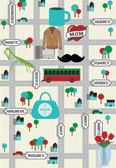 "The Hoosier Channel's infographic. ""Street Savvy: Kokomo"" by Darren Johnson"