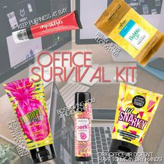 Perfectly Posh offers Pampering products made in the USA with gentle, natural ingredients. Office Survival Kit, Survival Kits, Posh Party, Perfectly Posh, Dry Hands, Pandora Jewelry, Bubbles, Gifts, Tired
