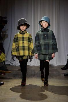 Couture Pour les Enfants: The Bonpoint Fashion Show in Paris