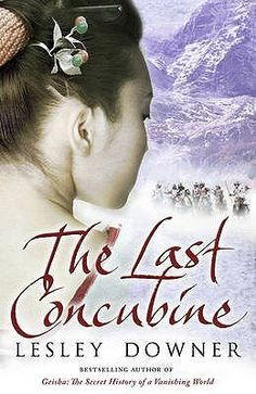 The Last Concubine by Lesley Downer. Great book about ancient Japan and samurai culture. I learned a lot