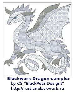 This collection was worked out specially for the year of Dragon 2012 and consists of 4 various designs that were created by. Applique Patterns, Applique Quilts, Applique Designs, Quilting Designs, Cross Stitch Patterns, Quilt Patterns, Cross Stitches, Motifs Blackwork, Blackwork Embroidery