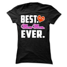 This Mom Mom (World's Best) Women's T-Shirts T-Shirt is printed on a T-Shirt and designed by homewiseshopper. Available in many sizes and colours. http://wow-tshirts.com/name-t-shirts