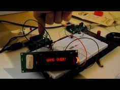 pewduino v0.05 - Arduino Laser Tag