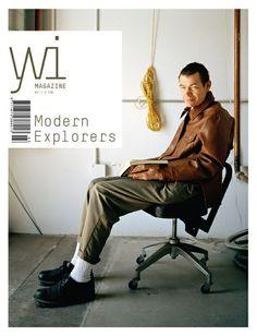 Yvi Magazine, #3 on Magpile