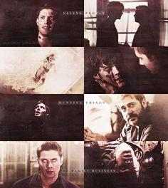 #Supernatural Season 1