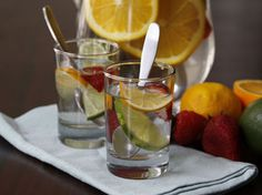 How to Make Your Own Infused Water  Posted by Bell'alimento  There's no need to buy pricey flavored water. It's a breeze(and cheaper) to make your own!