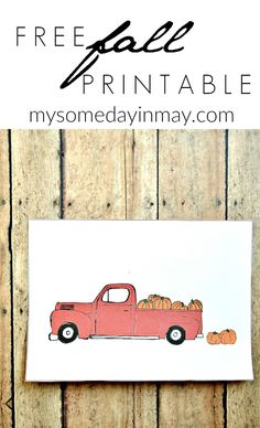 Fall printables are one of the easiest ways to add a touch of Fall to your home for the season. This is the best collection of Fall printables out there! Fall Drawings, Ink Drawings, Fall Crafts, Diy Crafts, Holiday Crafts, Happy Fall Y'all, Autumn Art, Illustrations, Kili