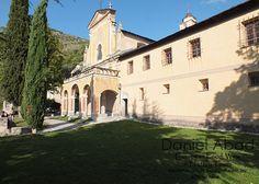 Daniel's European Food, Wine & History Tours: Saorge Baroque Art and Music Festival - The Saorge Monastery