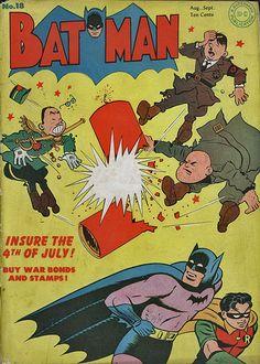 Os Super-Heróis e a II Guerra Mundial em 32 capas | IdeaFixa | ilustração, design, fotografia, artes visuais, inspiração, expressão