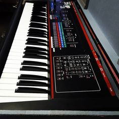 Bye bye crazy-clean JX-3P. It's been a blast.  #roland #jx3p #gearporn #vintagesynth #synthstagram #synthesizer #soundgas #supersonicgear